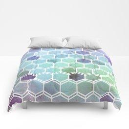 TWEEZY PATTERN OCEAN COLORS byMS Comforters