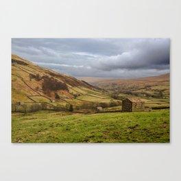 Wensleydale Canvas Print