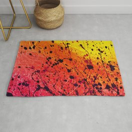 Field of Colour Rug