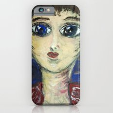 THE GIRL WHO PROTECTED OTHERS FROM TRENT iPhone 6s Slim Case