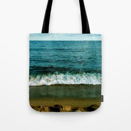 Crash with Colours Tote Bag