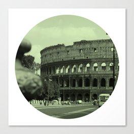 Colosseum #2 Canvas Print