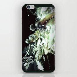 SILVER SURFER iPhone Skin