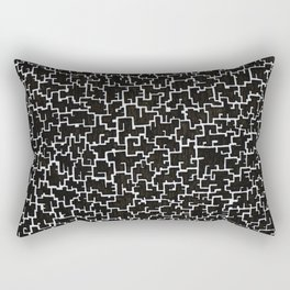 Psychopathic Rectangular Pillow