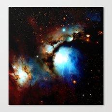 Galaxy Nebula : Messier 78 Canvas Print
