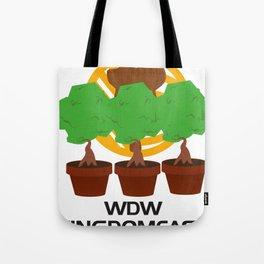 WDW Kingdomcast Planters Tote Bag