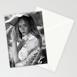 Alycia Debnam-carey Stationery Cards