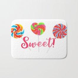 Sweet! Bath Mat