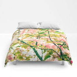 Spring Blossoms (1) Comforters