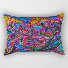 The Iris Rectangular Pillow