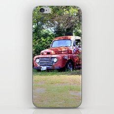 1950 Ford F100 iPhone Skin