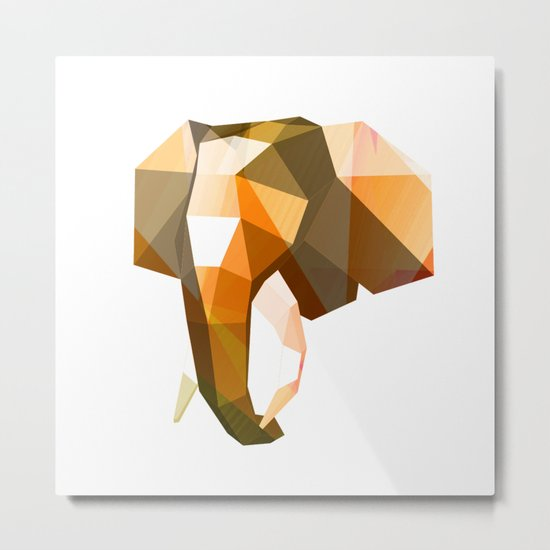 Elephant. Metal Print