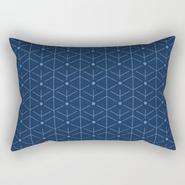 BLUE FISH Rectangular Pillow