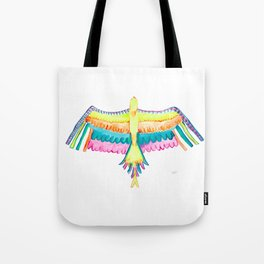 Come Fly a Kite Tote Bag