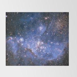 Star Born Throw Blanket