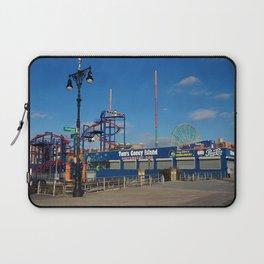 Coney Island 4 Photography Laptop Sleeve
