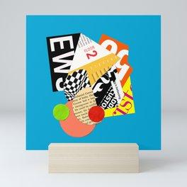 Floor 2 Mini Art Print