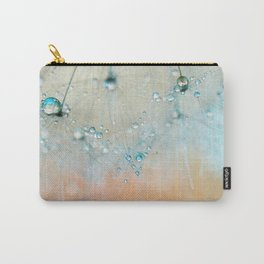 dandelion blue III Carry-All Pouch