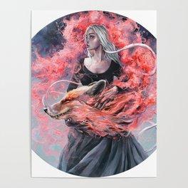 DragonFox Poster