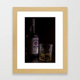 Jim Beam Framed Art Print
