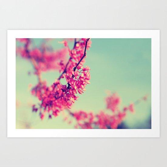 Spring Fling Art Print