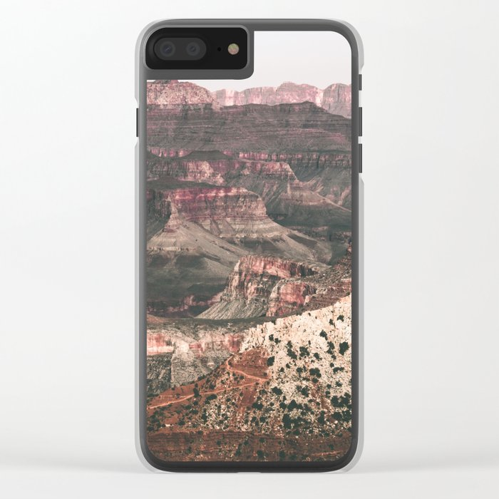 Grand Canyon National Park II Clear iPhone Case