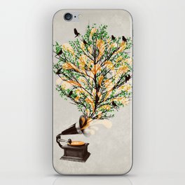 Sound of Nature iPhone Skin