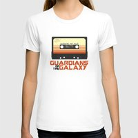 guardians of the galaxy T-shirts featuring Guardians Of The Galaxy by Hitsville