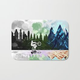 Go to The Mountains Bath Mat