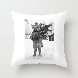 Murrow Throw Pillow