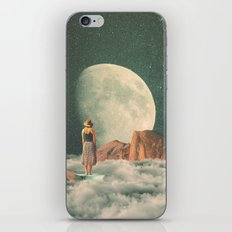 Not Coming Home iPhone Skin