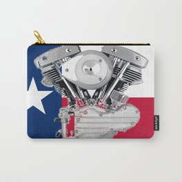 Texas Lone Star Shovel Carry-All Pouch
