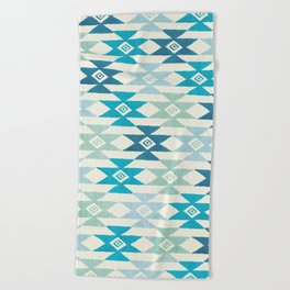 Triaqua Beach Towel