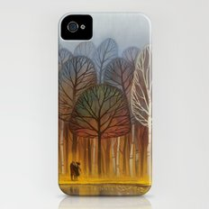 autumn iPhone (4, 4s) Slim Case