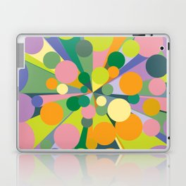 Geometric No. 21 - Causeway 2 Laptop & iPad Skin