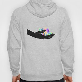 Artificial Love - Illustration Hoody