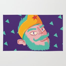 King Awesome Rug