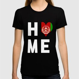 Afghanistan Is My Home Shirt T-shirt