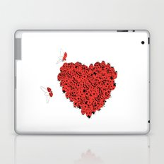 Valentine's Heart Laptop & iPad Skin