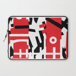 Diablo Rojo x Manuel Jaen (Red Devil) Laptop Sleeve