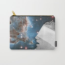 People of the Universe-Nebula Blindfold Carry-All Pouch