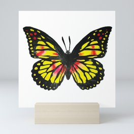 Yellow Butterfly Mini Art Print