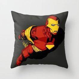 Starks In-Flight 2 Throw Pillow