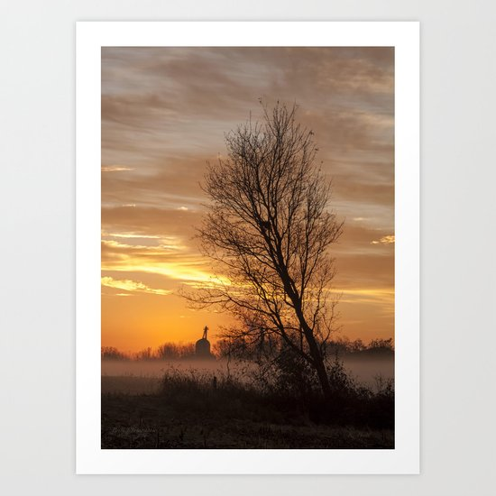 A New Day Dawning Art Print