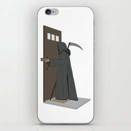 Dead Ringer iPhone Skin