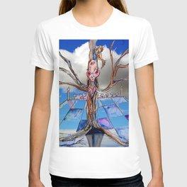 Jester B's Tree T-shirt