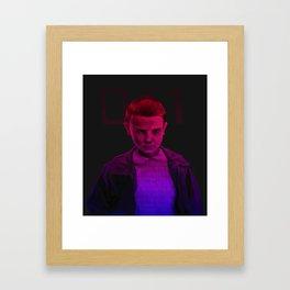 011 Framed Art Print