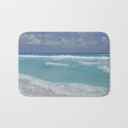 Carribean sea 3 Bath Mat