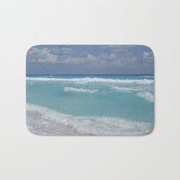 Carribean sea 3 Bath Mat