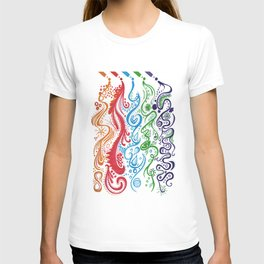 Thoughts in Color T-shirt